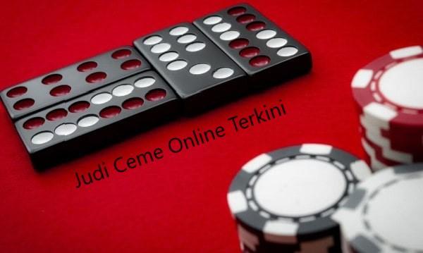 Game Judi Ceme Online Uang Asli